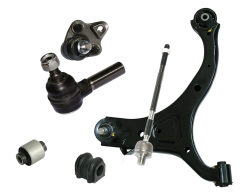 Steering and suspension parts Transparent - Sample Page